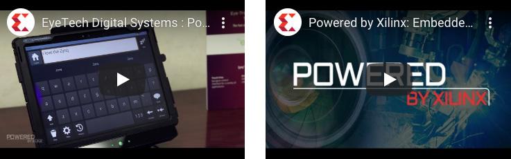 EyeTech Digital Systems: Powered by Xilinx