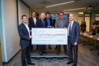 EyeTech: Winner at MPEXA