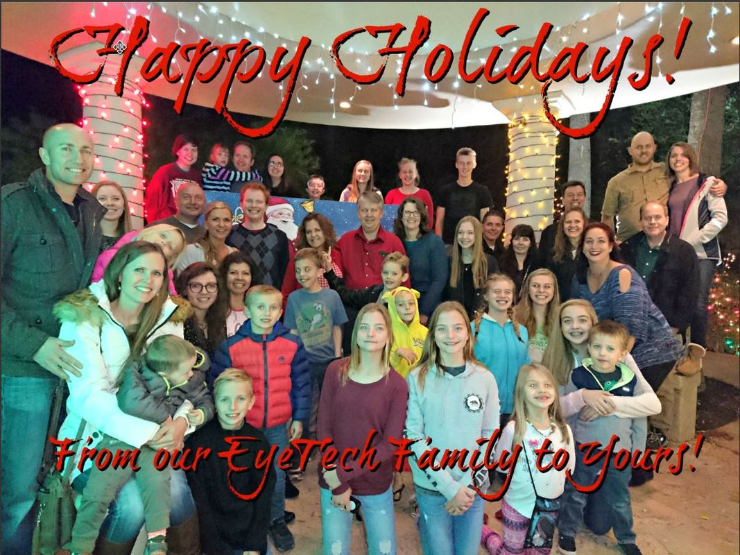 Happy Holidays From EyeTech
