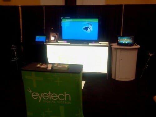 Measuring Ad Effectiveness with Eye Tracking at AdTech 2014
